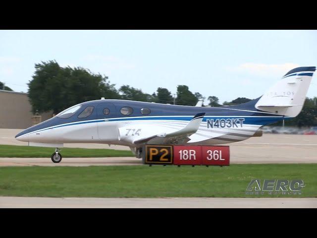 Airborne 07.19.21: Waco Aircraft, Blue Origin, Stratos 716X