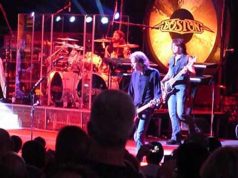 Boston - Detroit7/30/16 Rock & Roll Band