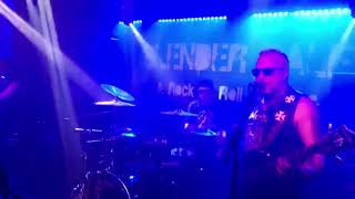 Slender Pale performs Bad Night For Badgers & To Hell N Back!