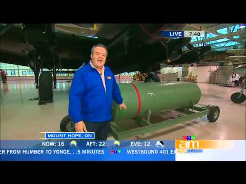 Canada AM - Special look at the Canadian Warplane Heritage Museum