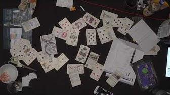 ACHTUNG SPOILER: Escape Dysturbia: Falsches Spiel im Casino (Homunculus Spiel) 3 Spieler