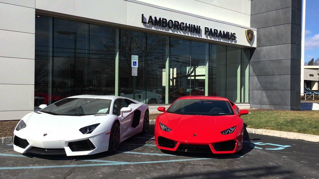 Lamborghini Paramus Aventador Huracan 580 2 Rwd Youtube