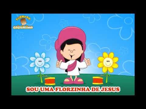 FLORZINHA E SOLDADINHO DE JESUS.