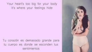 melanie martinez cry baby lyrics eng letra espaol