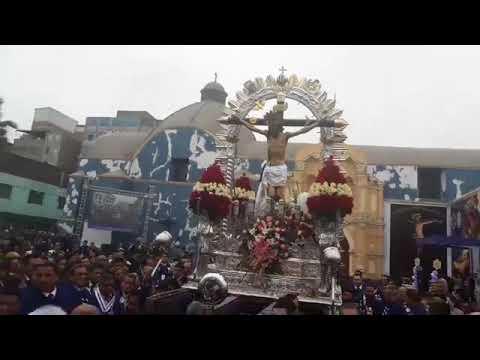 Señor del Santuario de Santa Catalina primer recorrido 02.09.2018