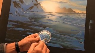 MIDNIGHT SUN OIL PAINTING TUTORIAL DOWNLOAD ON VIMEO by Alan Kingwell