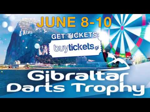 Gibraltar Darts Trophy 2018