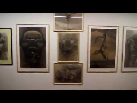 Museum Historyczne V Sanoku - Z. Beksinski - Music By Dream Theater - Outrcry