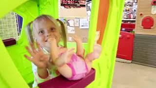 Vamos de compras a Toy Store con Alicia / Historia de música educativa para niños