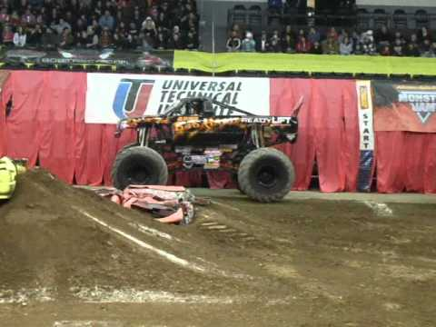 Monster Jam Providence, RI - Dunkin' Donuts Center...