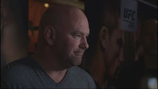 Dana White Media Scrum After UFC 225 Weigh-in