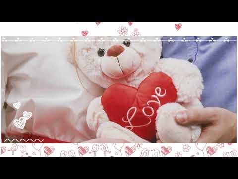 С Днем Влюбленных!  Видео открытка. Видео поздравление