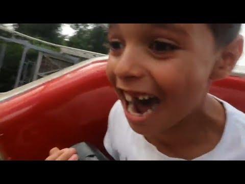 VLOG - Journée Fun au Parc d'Attractions WALIBI - 1/2 toyssam