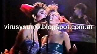 1985 - Velez Sarsfield (DVD) Amor Descartable - Virus - Federico Moura