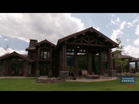 Yellowstone Cabin | Epic Log Homes