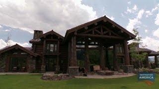 Yellowstone Cabin   Epic Log Homes