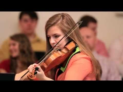 Trio Violin - Our God is an awesome God