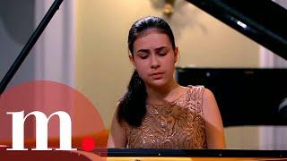 Alexandra Dovgan performs Chopin's Grande polonaise brillante with Alexander Sladkovsky