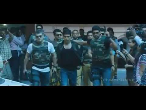 A Tribute To 26/11 Heroes... Thala... Ajith.. Aarambam Movie...