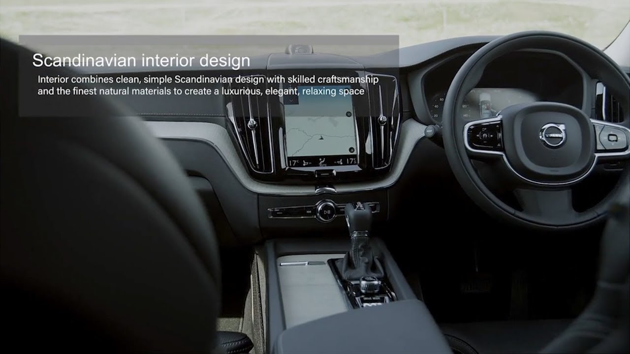 2017 Volvo Xc60 Interior Uk Spec Youtube