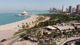 """series Of Cool Alex Drone Shots""  Kuwait"