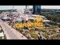CLIFTON HILL!!! NIAGARA FALLS! CANADA! Nothin' Much Vlog ...