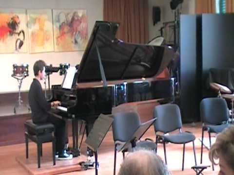 Concerto Conservatorio Paganini Genova