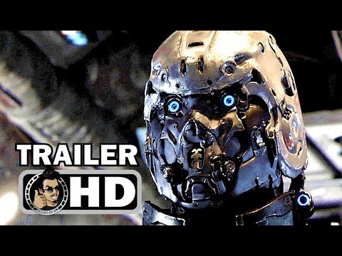 WARRIORS OF FUTURE Official Trailer (2019) Sci-Fi Action Movie HD