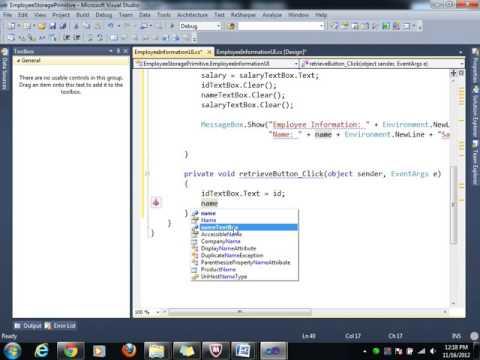 ASP.NET C# Bangla Tutorials-7 (Beginners To Expert Level)