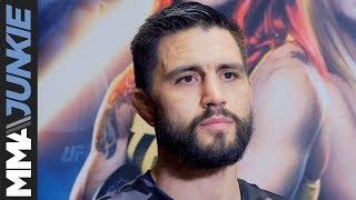 Video UFC 219: Carlos Condit full pre-fight interview download MP3, 3GP, MP4, WEBM, AVI, FLV November 2018