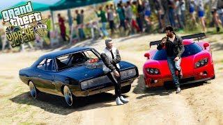 GTA V: VIDA DE JOVEM | ACERTO DE CONTAS, O GRANDE VENCEDOR DA SPEED RACER #EP.37 thumbnail