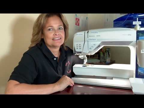 Watch Me Wednesday - Threading a Sewing Machine