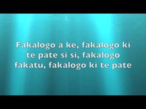 Logo Te Pate Lyric Video | Moana Soundtrack