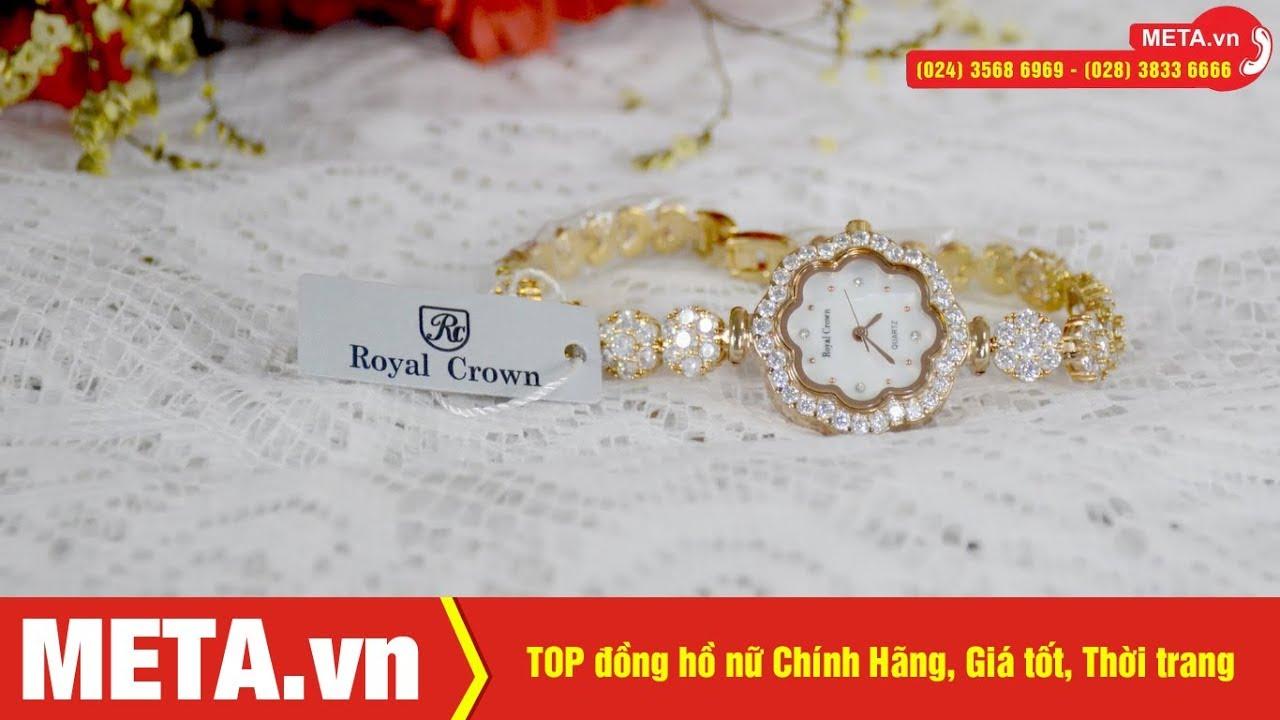 TOP đồng hồ nữ Chính Hãng, Giá tốt, Thời trang nhất hiện nay