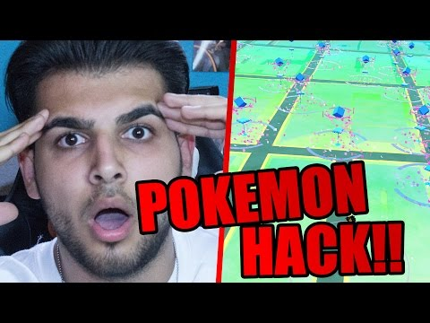 POKEMON GO HACK!! | MrGamerPros