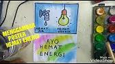 Menggambar Poster Hemat Energi Request Dari Pricilia Save