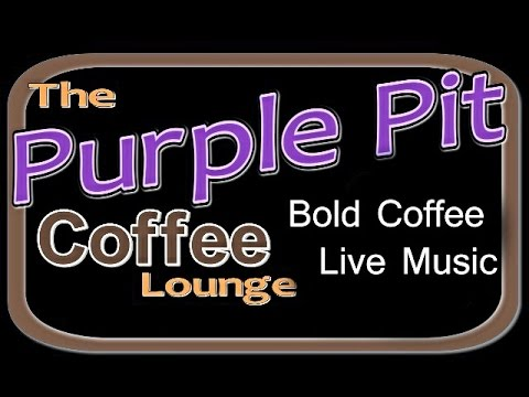 The Purple Pit Coffee Lounge #Bristol New Hampshire