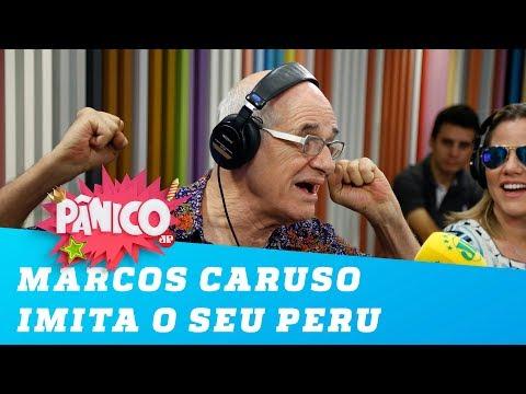 Marcos Caruso imita o Seu Peru no Pânico!