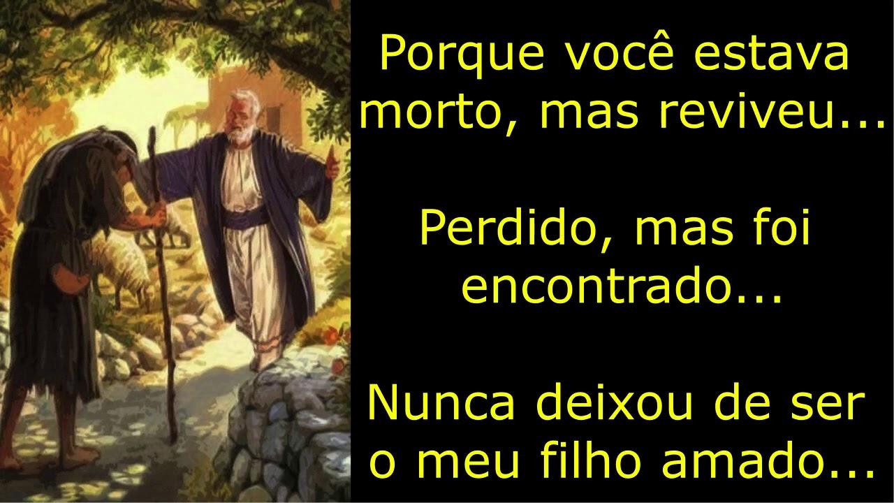 Filho Pródigo PlayBack - Cassiane e Jairinho (Com Letra) - YouTube