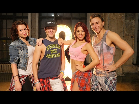 Gente de Zona - La Gozadera ft Anthony | Zumba Fitness