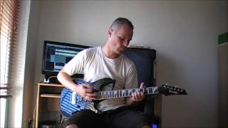 Triggerfinger I Follow Rivers Cover Background Guitar by Sven.mp3