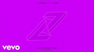 DJ Snake A Different Way Henry Fong Remix Audio ft Lauv