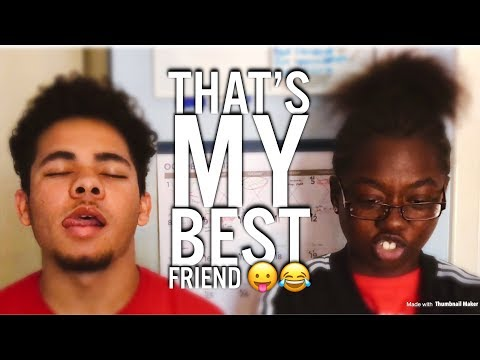 (FUNNY) BestFriend Tag!!!