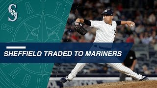 Justus Sheffield traded to the Mariners