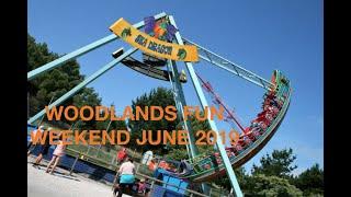 Woodlands Adventure Theme Park Fun Weekend June 2019