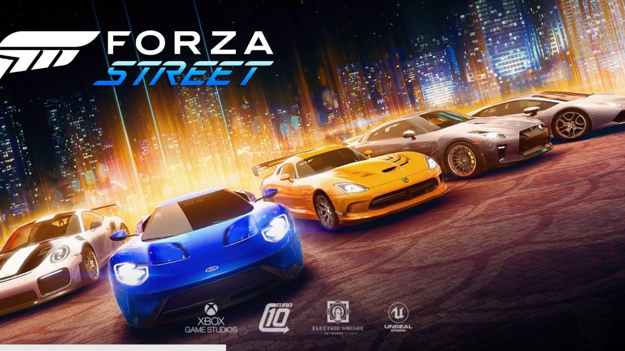 Forza Street Android