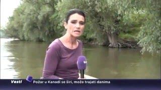 Nastavljena potraga za devojčicom nestalom u Dunavu