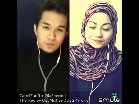 Mujhse Dosti Karoge Medley (Zaroll Zariff & Zila Seeron) - Smule Malaysia
