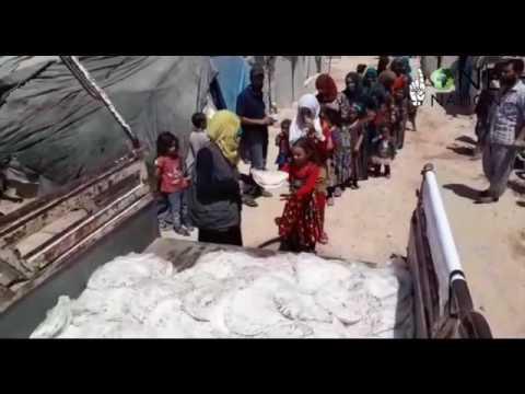 Bread 4 Syria Distribution - On Behalf of Haji Abdul Razak Trust Fund - July 2017