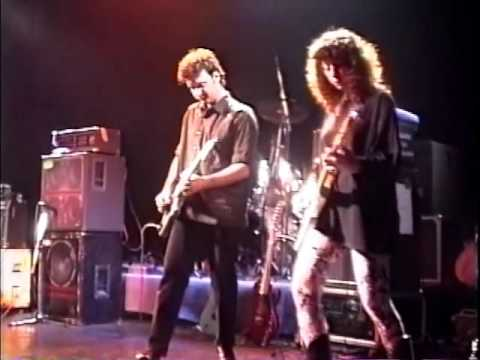 Band Of Susans live at the Markthalle, Hamburg, Germany, 1991 with Beat Happening